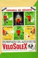 BUVARD & Blotting Paper  : VELOSOLEX AP116 A - Moto & Vélo