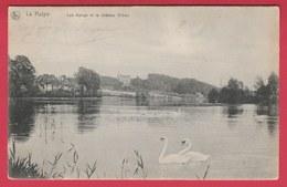 La Hulpe - Les étangs Et Le Château Orban - 1907 ( Voir Verso ) - La Hulpe