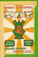 Buvard & Blotting Paper : Graines Du Nord Semences Selectionnées - Agriculture