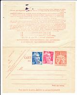 Bel Entier Postal Pneumatique Neuf - Pneumatiques