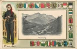 Suisse - Valais - Fantaisie - Champéry - VS Valais