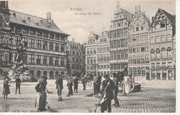 Antwerpen Kuiser Op De Grote Markt Niet   Gelopen  ???? - Antwerpen