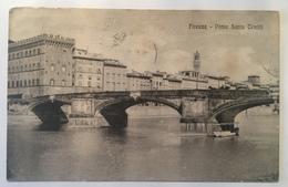 109 Firenze - Ponte Santa Trinità - Firenze