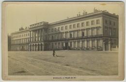 Cabinet. Bruxelles. Le Palais Du Roi. Belgique. 1891. - Old (before 1900)