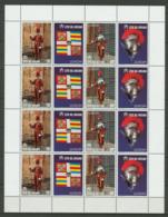 Vaticano 1997 Europa CEPT Minifoglio Da 4 Serie Sass.1075/76 **/MNH VF - Blokken & Velletjes