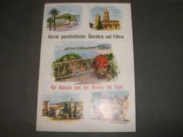LIBRETTO PUBBLICITARIO ALASSIO - Tourism Brochures
