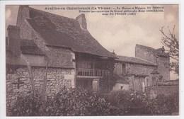 86 AVAILLES En CHATELLERAULT La Maison Et Métairie Du Perron - Availles Limouzine