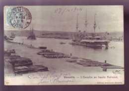 13 - MARSEILLE - L'ESCALE Au BASSIN NATIONAL - - Joliette, Zone Portuaire