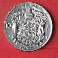 BELGIUM 10 FRANCS 1974 -    KM# 156,1 - (Nº32777) - 1951-1993: Baudouin I