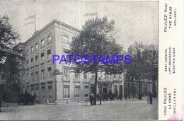 126387 NETHERLANDS LA HAYE HOLLAND HOTEL PAULEZ SPOTTED POSTAL POSTCARD - Niederlande
