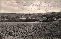! 1915 Alte Ansichtskarte Gruss Aus Chorherrn, Österreich, Zensurstempel Wien - Autres