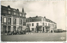 CPSM MALO TERMINUS Place Edouart Deniele Vur Rare Autobus Chausson Hotel Terminus - Autres Communes