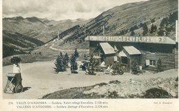 689A .  VALLS D'ANDORRA. Soldeu Xalet Refugi Envalira - Andorre
