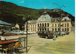 MOREZ - L'hôtel De Ville - Voiture - Morez