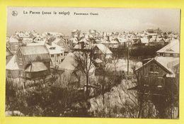 * De Panne - La Panne (Kust - Littoral) * (Nels, Photo Ed. Dubois) La Panne Sous Neige, Panorama Ouest, Snow, Hiver - De Panne