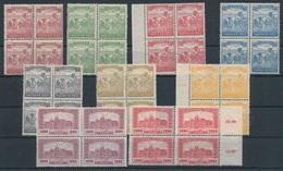 1924. Harvester-Parliament - Unused Stamps
