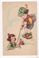 CPA - Carte Humour - Alpinisme - Galbiati - Humor