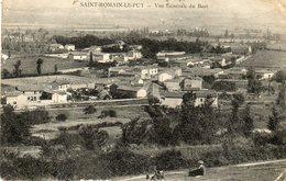 Saint Romain Le Puy     Vue Generale - France