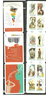 France 2010 Musical Instruments On Paintings By Famous Painters Mi 4807-4818 In Booklet MNH(**) - Francia