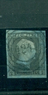 Preussen, Friedrich Wilhelm IV. Nr. 3 Gestempelt Nr. 424 - Prussia
