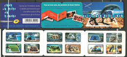 France 2010 Stamp Festival (II): Feast Of The Water Mi 4824-4835 In Booklet MNH(**) - Francia