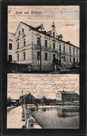 ! 1910 Alte Ansichtskarte Gruss Aus  Altleipa , Gasthaus Zur Guten Quelle - Tchéquie