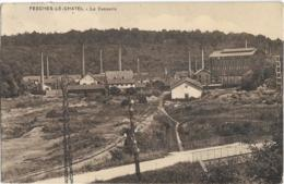 D25 - FESCHES LE CHATEL - LA CASERNE - Petit Pont - Other Municipalities