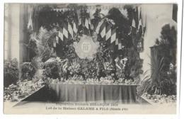 D25 -BESANCON-EXPOSITION FRUITIERE  BESANCON 1908-LOT DE LA MAISON CALAME ET FILS (MEDAILLE D'OR) - Besancon