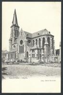 +++ CPA - HAM SUR HEURE - L'Eglise   // - Ham-sur-Heure-Nalinnes