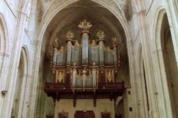 Montpellier (34 - France) Cathédrale Saint-Pierre - Grand Orgue (1778) - Chiese E Cattedrali