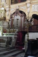 Montpellier (34 - France) Basilique Notre-Dame Des Tables -  Orgue De Chœur - Iglesias Y Catedrales
