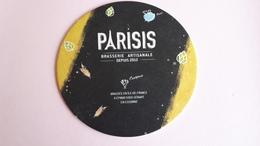 Sous Bock Bière Parisis France Beer Neuf New Artisanale - Sous-bocks