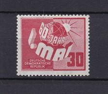 DDR - 1950 - Michel Nr. 250 - Postfrisch - 20 Euro - Ungebraucht