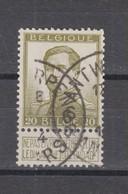 COB 119 Oblitération Centrale ANVERS 6Q - 1912 Pellens