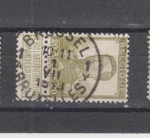COB 119 Oblitération Centrale BRUXELLES 1Y - 1912 Pellens
