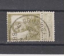 COB 119 Oblitération Centrale BRUXELLES 9E - 1912 Pellens