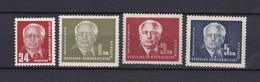 DDR - 1950 - Michel Nr. 252/255 - Postfrisch/Ungebr. - 70 Euro - Ungebraucht