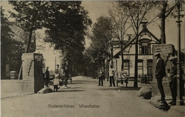 Winschoten / Oudewerfslaan (IJsverkoper) 1926 - Winschoten