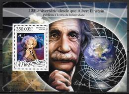 MOZAMBIQUE  BF 1097  * *  ( Cote 16e ) Physique Albert Einstein - Albert Einstein