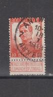 COB 111 Oblitération Centrale ANVERS 7 - 1912 Pellens