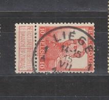 COB 111 Oblitération Centrale LIEGE 1A - 1912 Pellens