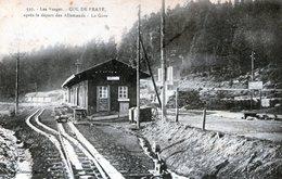 (131)  CPA  Col De Prayé  La Gare  (Bon Etat) - Frankreich