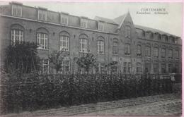 (2263) Kortemark - Cortemarck - Kostschool - Achterzijde - Kortemark