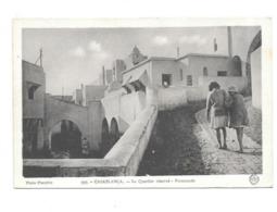 CASABLANCA  LE QUARTIER RESERVE PROMENADE   PHOTO FLANDRIN - Casablanca