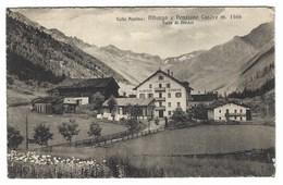 1887 - VALLE AURINA ALBERGO E PENSIONE CASERE VALLE DI PREDOI BOLZANO 1929 - Bolzano (Bozen)