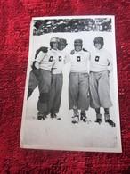 Cigaretten Bilderdienst Olympia 1936 Bilder Band 1 N° 47 Gruppe 53 Chromo Image Cigarettes In Deutschland Olympiagloken - Zigaretten