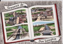 Souvenir De DON-SAINGHIN (59 Nord) - Lapie 101 - Frankrijk