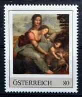 Pi703 Anna Selbdritt, Gemälde Um 1519, Leonardo Da Vinci, AT 2019 ** - Zonder Classificatie