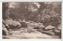 56 - Environs De FAOUËT - Les Cascades De L'allée Au Trou Du Biniou - Frankrijk