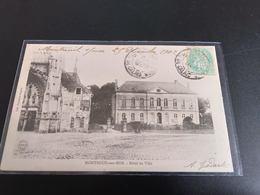 CPA (62). Montreuil Sur Mer. Hôtel De Ville.        (H1248). - Montreuil